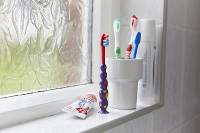 Family toothbrushes