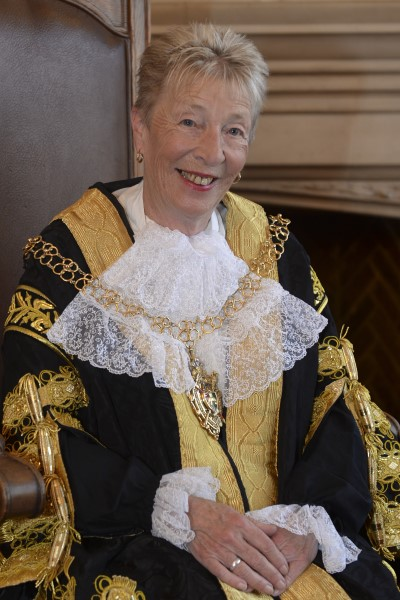 Lord Mayor of Coventry Councillor Ann Lucas