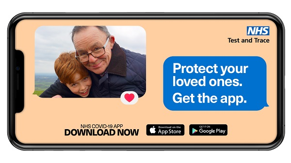 Protect your loved ones, download the app