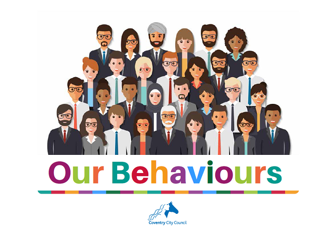 Behaviours booklet cover