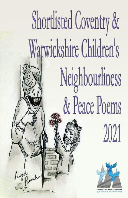 Book cover peace poem