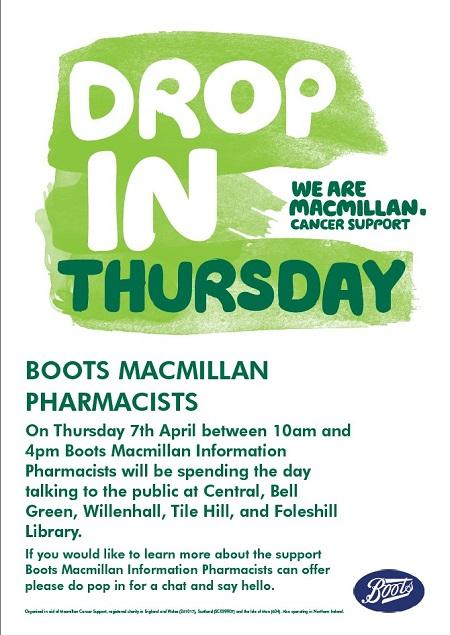 Boots and Macmillan team up with city libraries