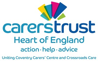 Carers Trust Heart of England logo