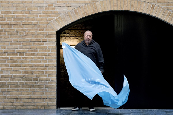 Artist Ai Weiwei, courtesy of Camilla Greenwell