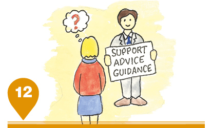 our allocated Shared Lives Officer will continue to provide you with on-going support, advice and guidance.