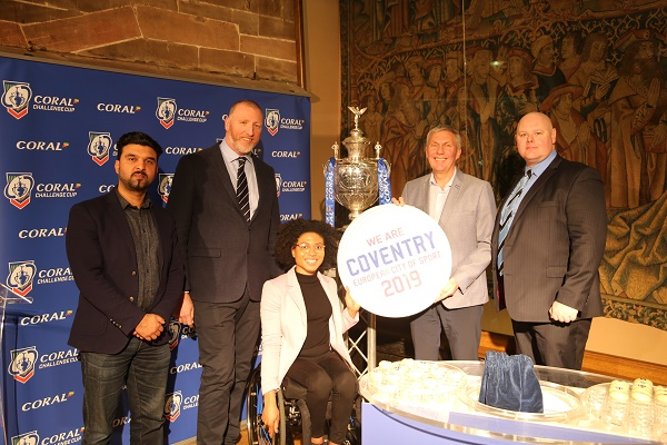 City of sport rl draw