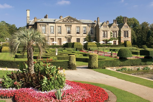 Pictured: Coombe Abbey