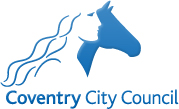 Coventry city council logo from website