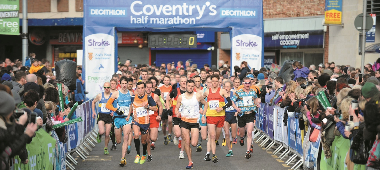 Coventry half marathon