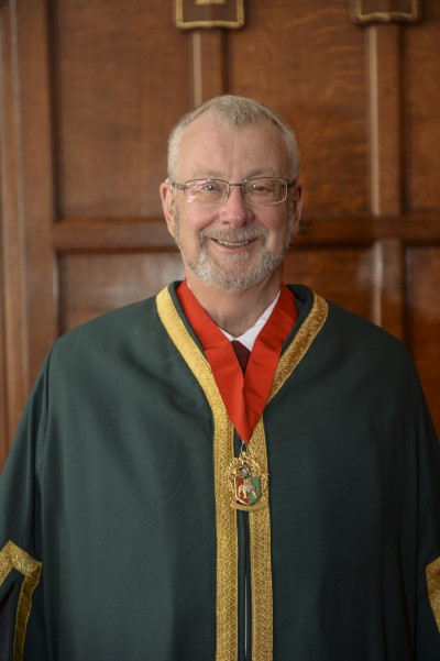 Deputy Lord Mayor of Coventry - Councillor John McNicholas