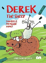 Derek the sheep: Danger is my middle name