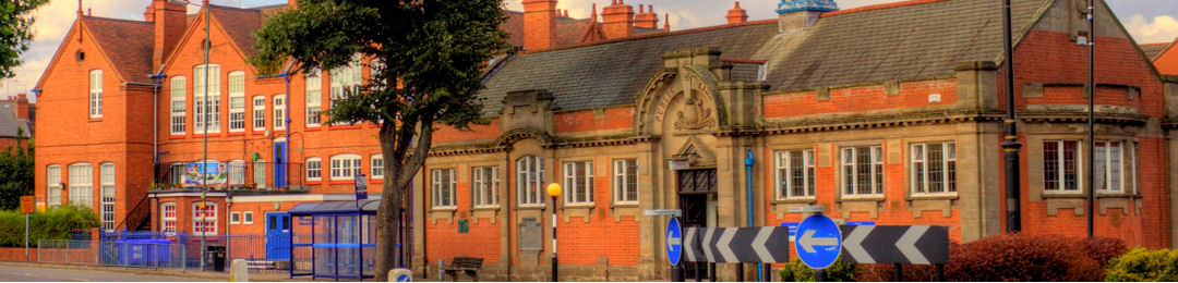 Earlsdon school and library