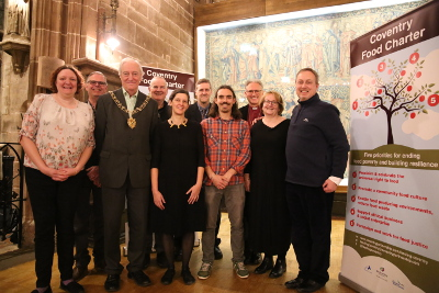 Food Charter launch