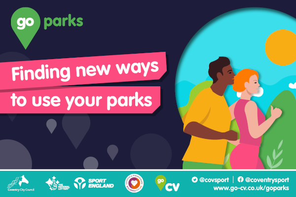 Go Parks - new ways to use your park