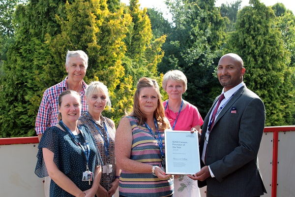 Hereward college cec award