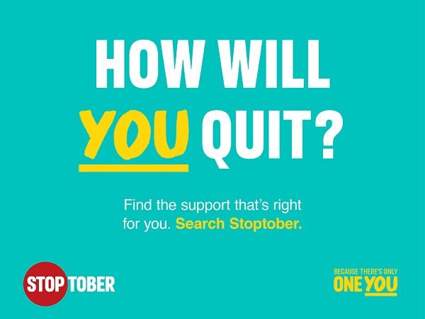 How Will you Quit? Stoptober