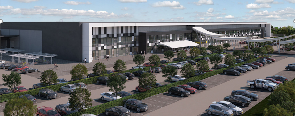 Prospero Ansty investment site