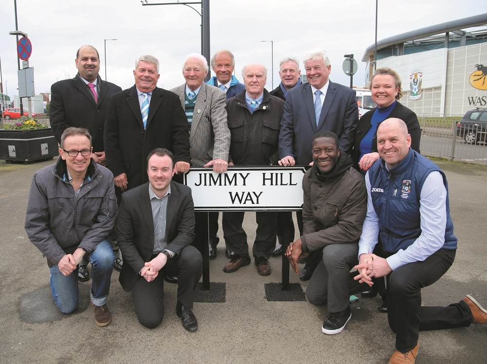 Jimmy Hill Way