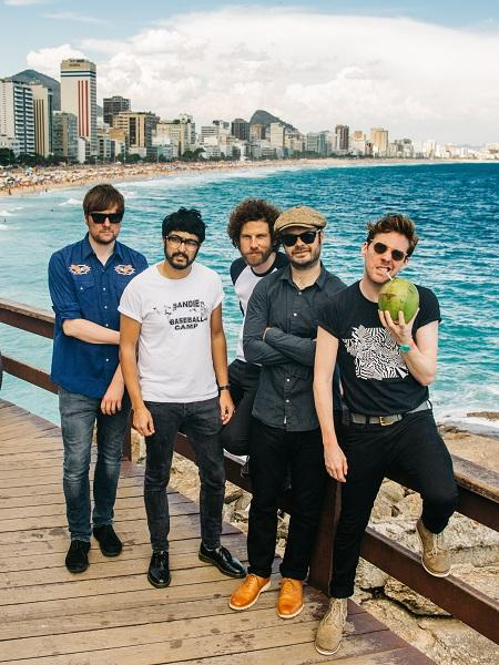 Kaiser Chiefs join MTV Crashes line-up
