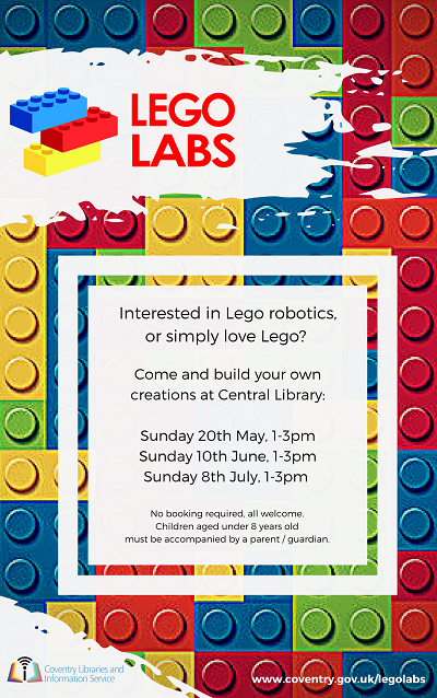 Lego Labs poster