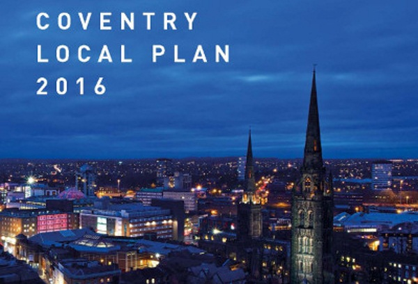 View Coventry's Local Plan