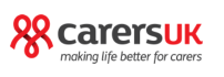 Carers UK 'making life better for carers' logo