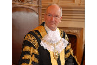 Lord Mayor, Cllr Tim Sawdon.
