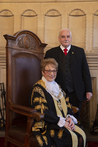Lord Mayor Councillor Linda Bigham