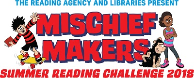 Mischief Makers Summer Reading Challenge