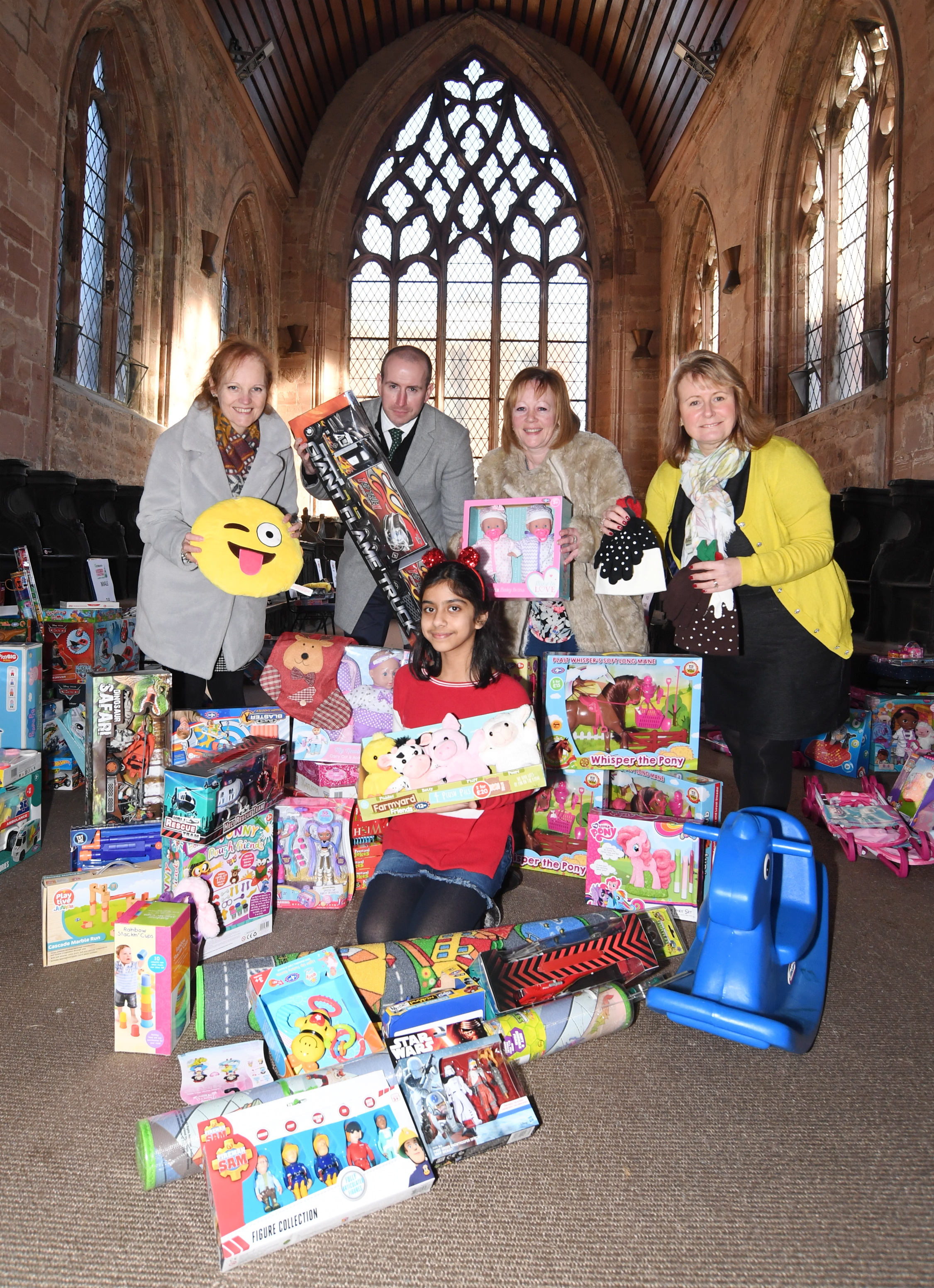 Mission Christmas at Old Grammar School