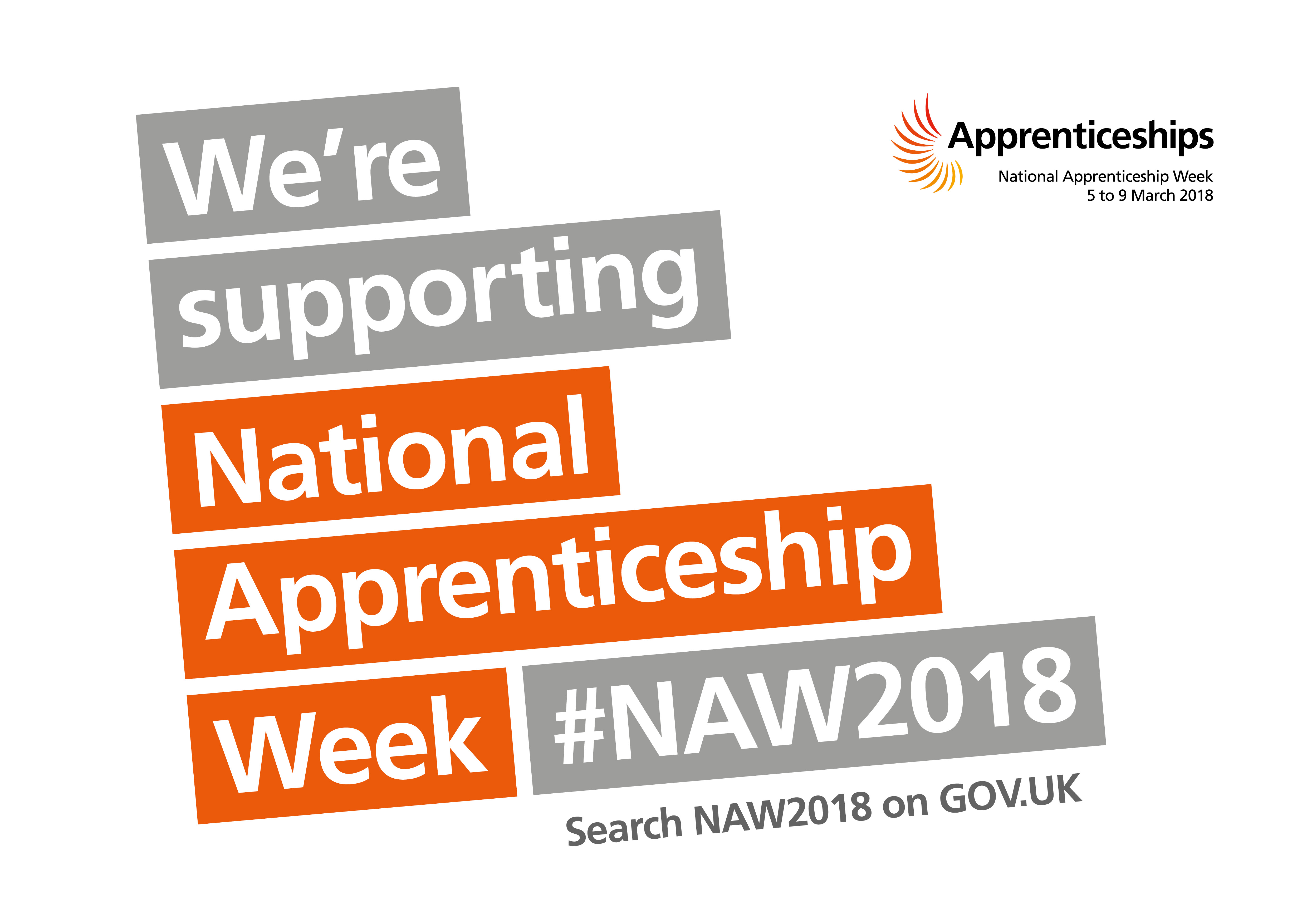 Get involved in apprenticeship week
