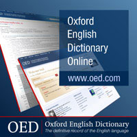 Oxford English Dictionary online.