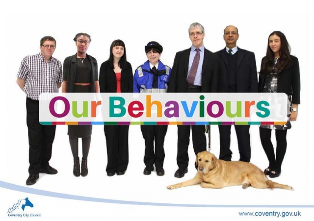 Our behaviours