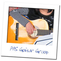 Pas guitar group.