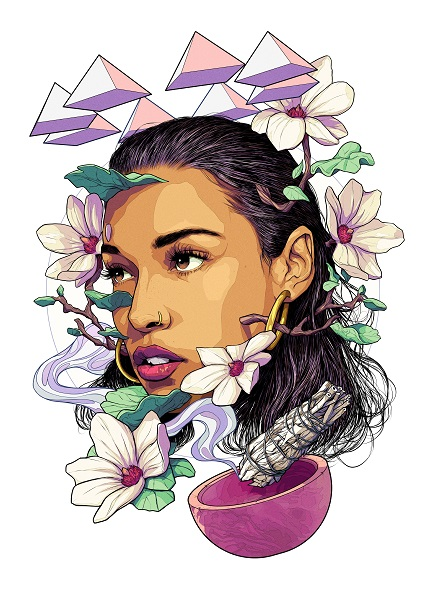 Matt Chu's Princess Nokia