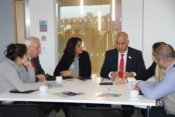 Dozens of organisations met earlier this week to look at ways of increasing the levels of integration between communities and organisations in the city.