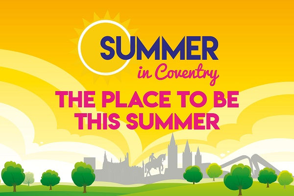 Summer in coventry