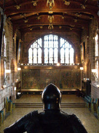 St Mary's Guildhall - The Great Hall.
