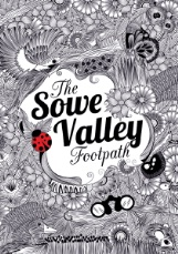 The Sowe Valley footpath