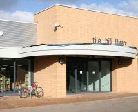Tile Hill Library.