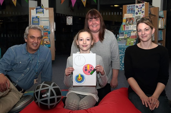 Tile hill library autism-friendly