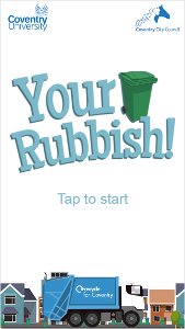 Your rubbish app