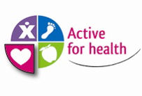 Active for health.