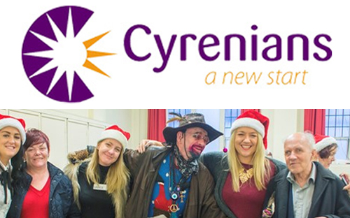 Coventry Cyrenians Christmas Meal