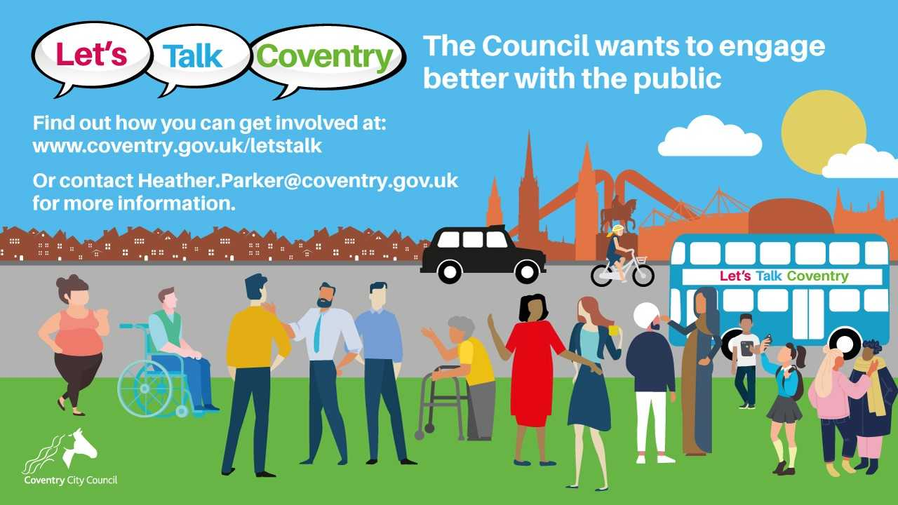 Let's Talk Coventry