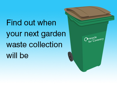 Find out when your bin day is