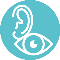 Hearing impairment and visual impairment