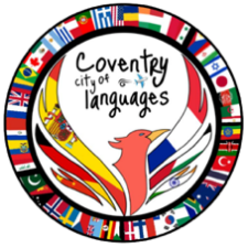 Coventry City of Languages logo