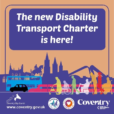 The new Disability Transport Charter is here!