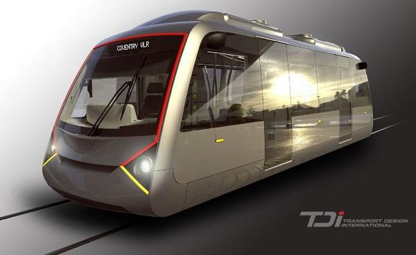 Very Light Rail project